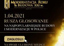 """KONKURS """"MODERNIZACJA ROKU & BUDOWA XXI w."""""""